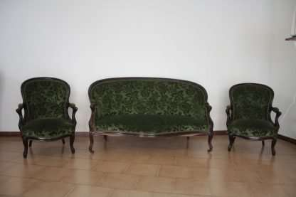 Louis Philippe French living room sofa armchairs