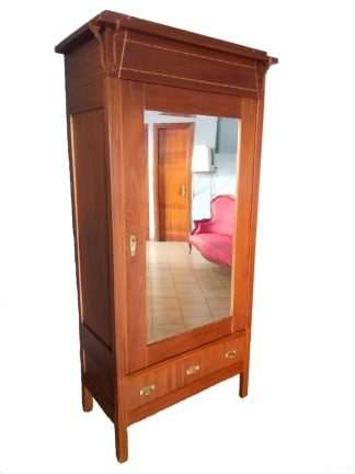 Liberty walnut wardrobe
