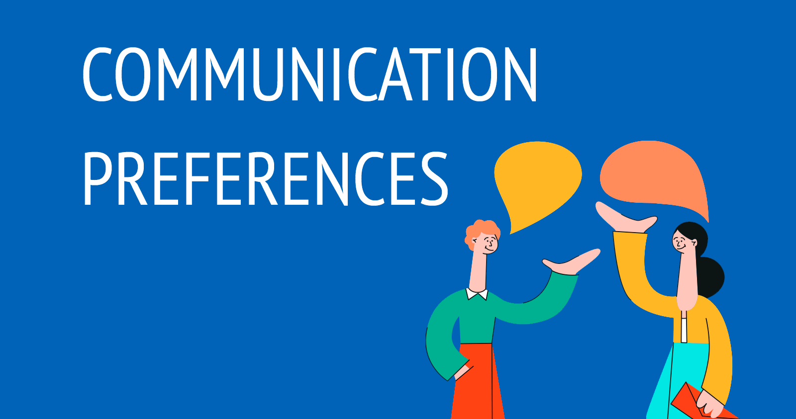 Preferencia de comunicacion