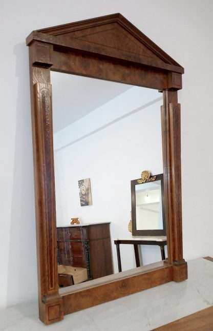 Espejo vintage de estilo neoclásico, Italia siglo XX