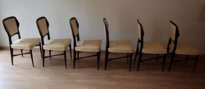 Conjunto de sillas Dassi